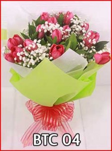 BTC-04-Hand-Bouquet-Tulip-Jakarta
