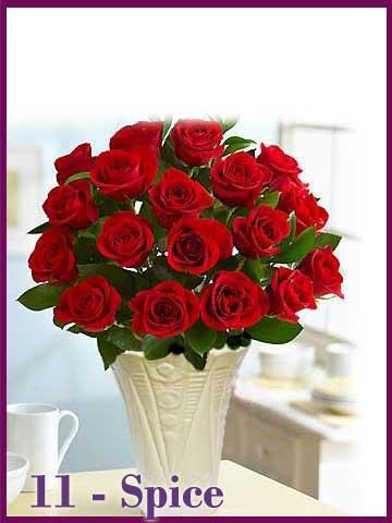 Buket Bunga Mawar Merah