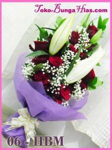 Bunga Valentine 06 HBM
