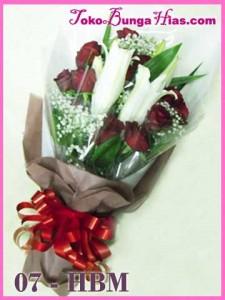 Bunga Valentine 07 HBM