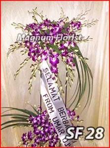 Standing-Flower-anggrek Orchid-SF-28